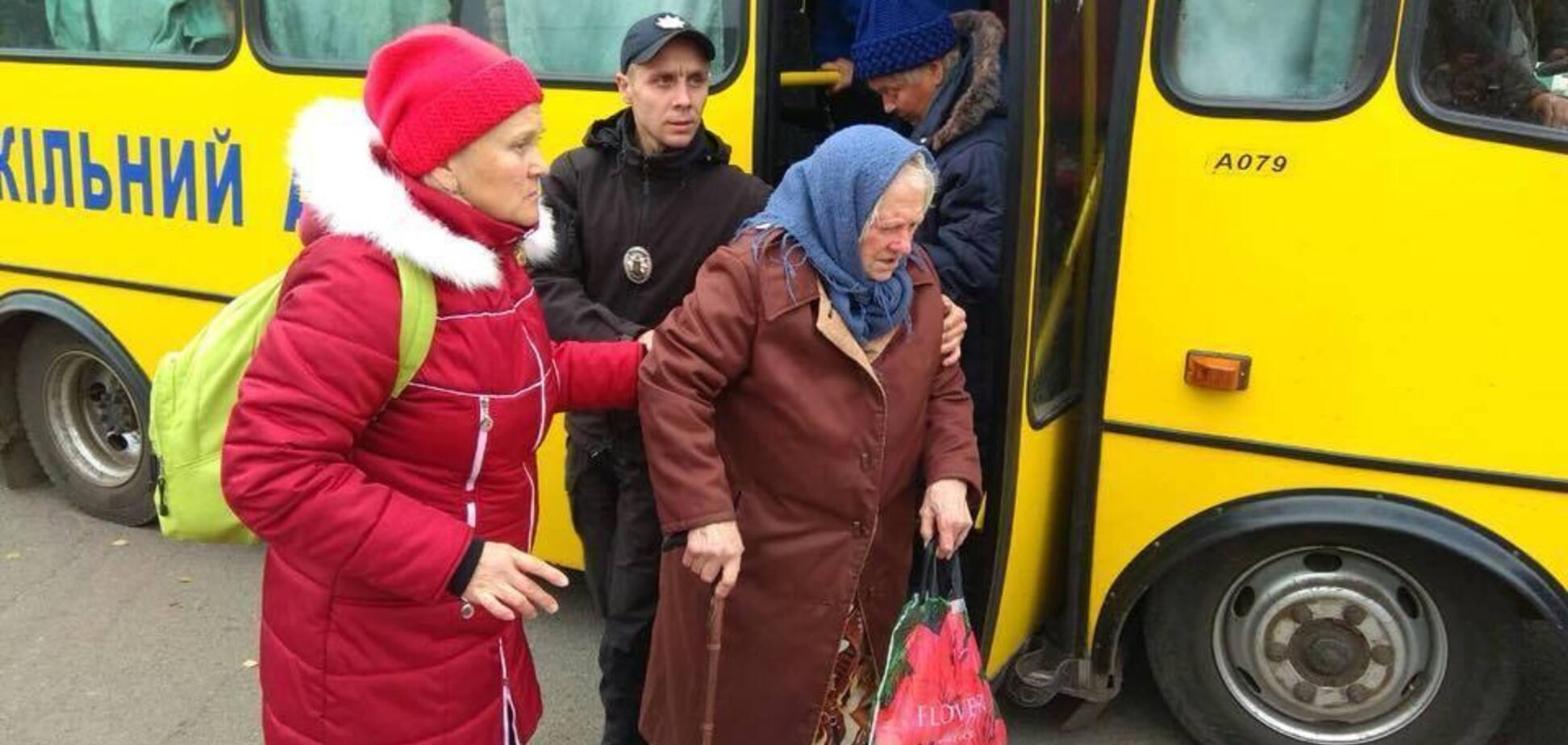 Взрывы складов под Ичней: эвакуировано почти все население