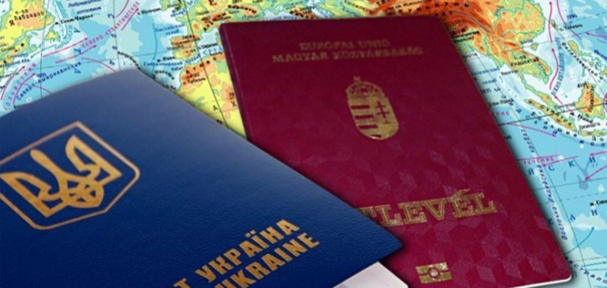 Скандал із паспортами Угорщини: на Закарпатті відреагували на список зрадників