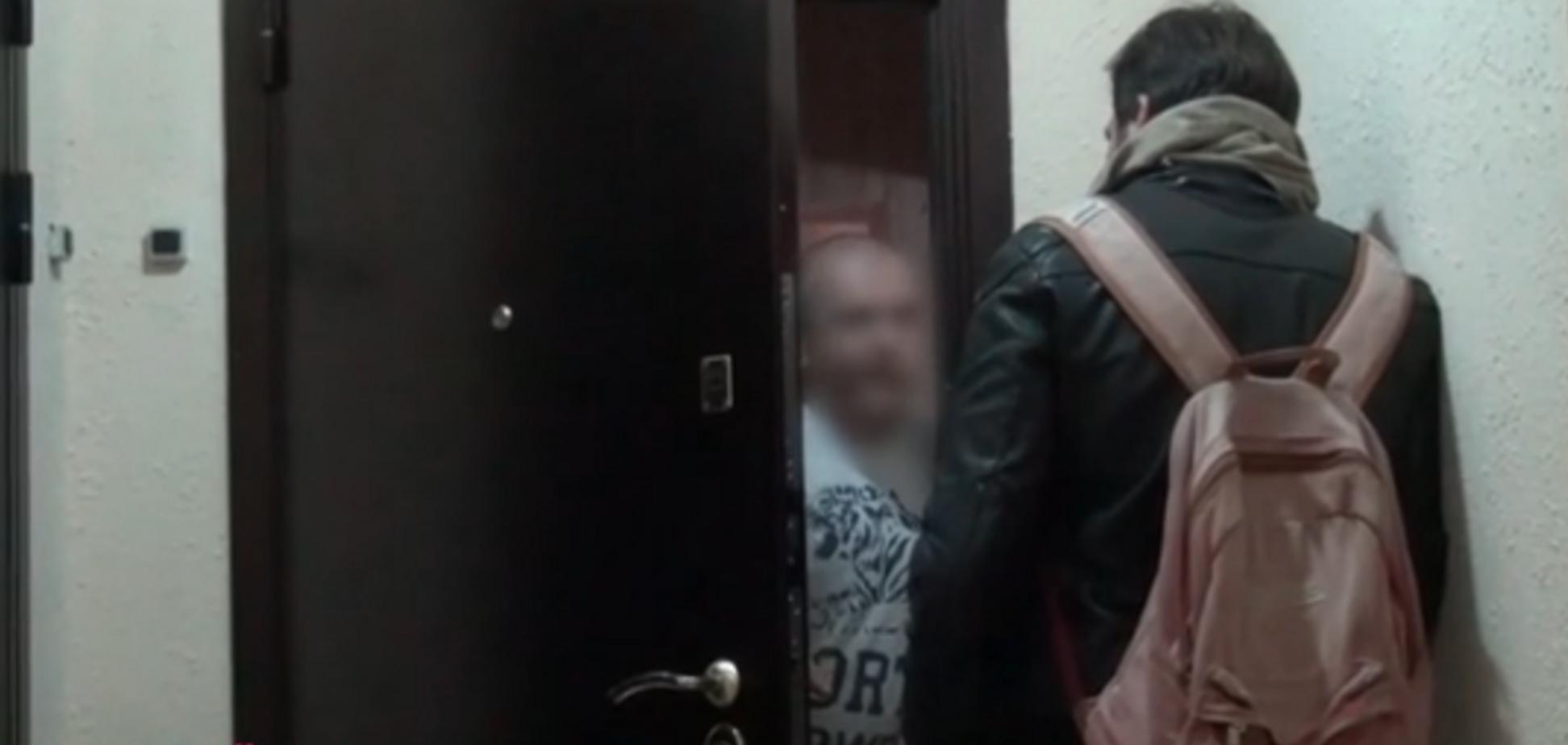 Журналисты вышли на след ''Петрова'': Мишкин открыл дверь