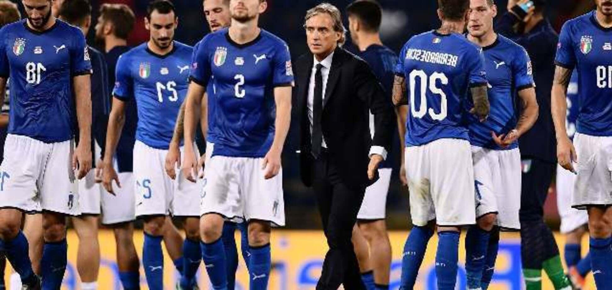 'Будуть грати кращі': тренер збірної Італії про матч із Україною