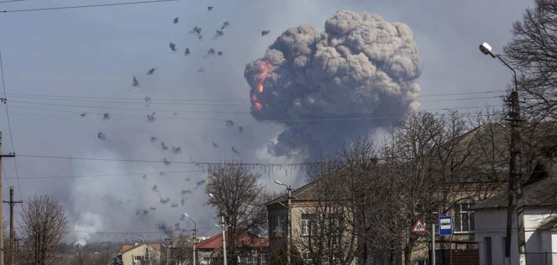 Ад в тылу: фатальные взрывы на складах с боеприпасами в Украине