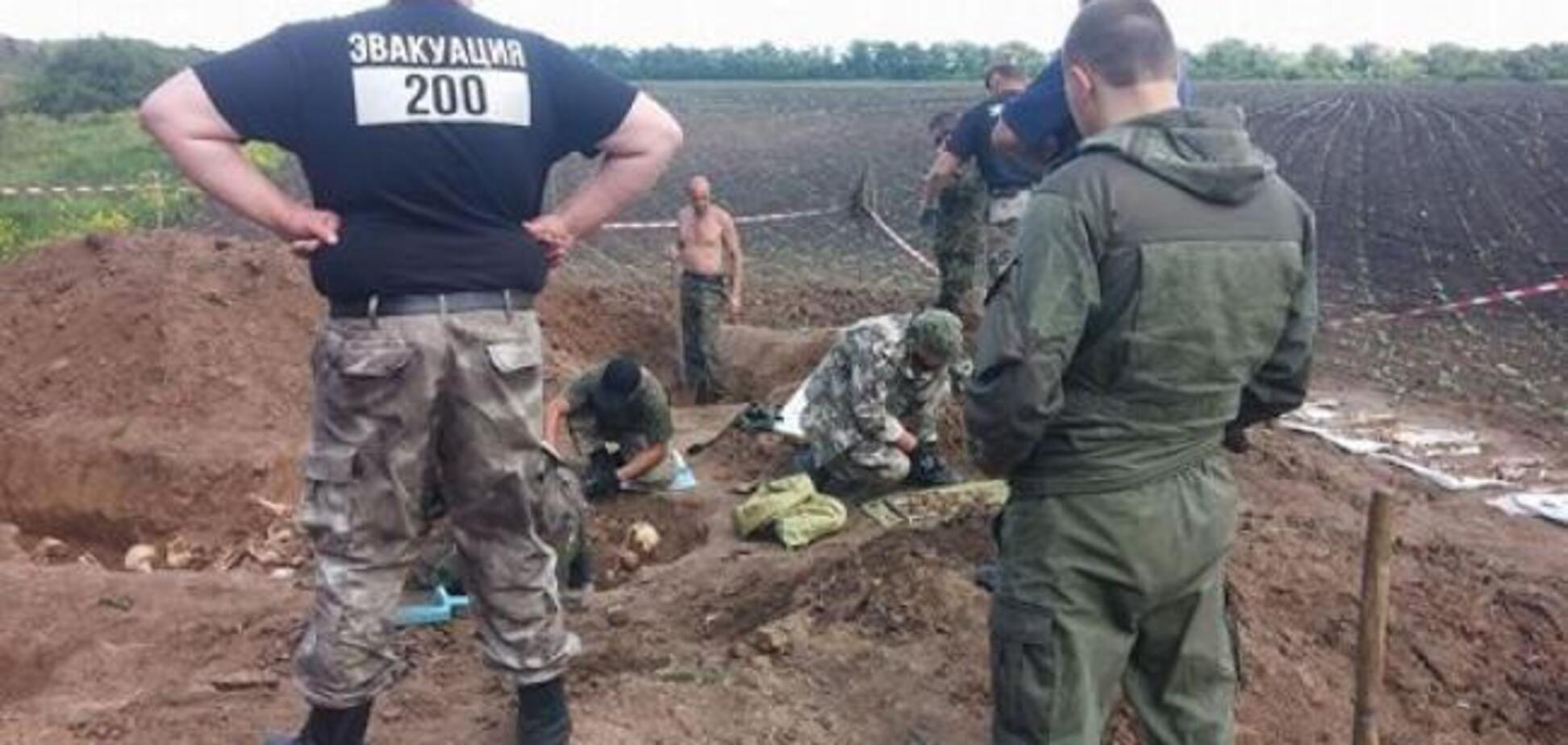 ''За це саджають'': розкрита ключова проблема пошуку загиблих на Донбасі