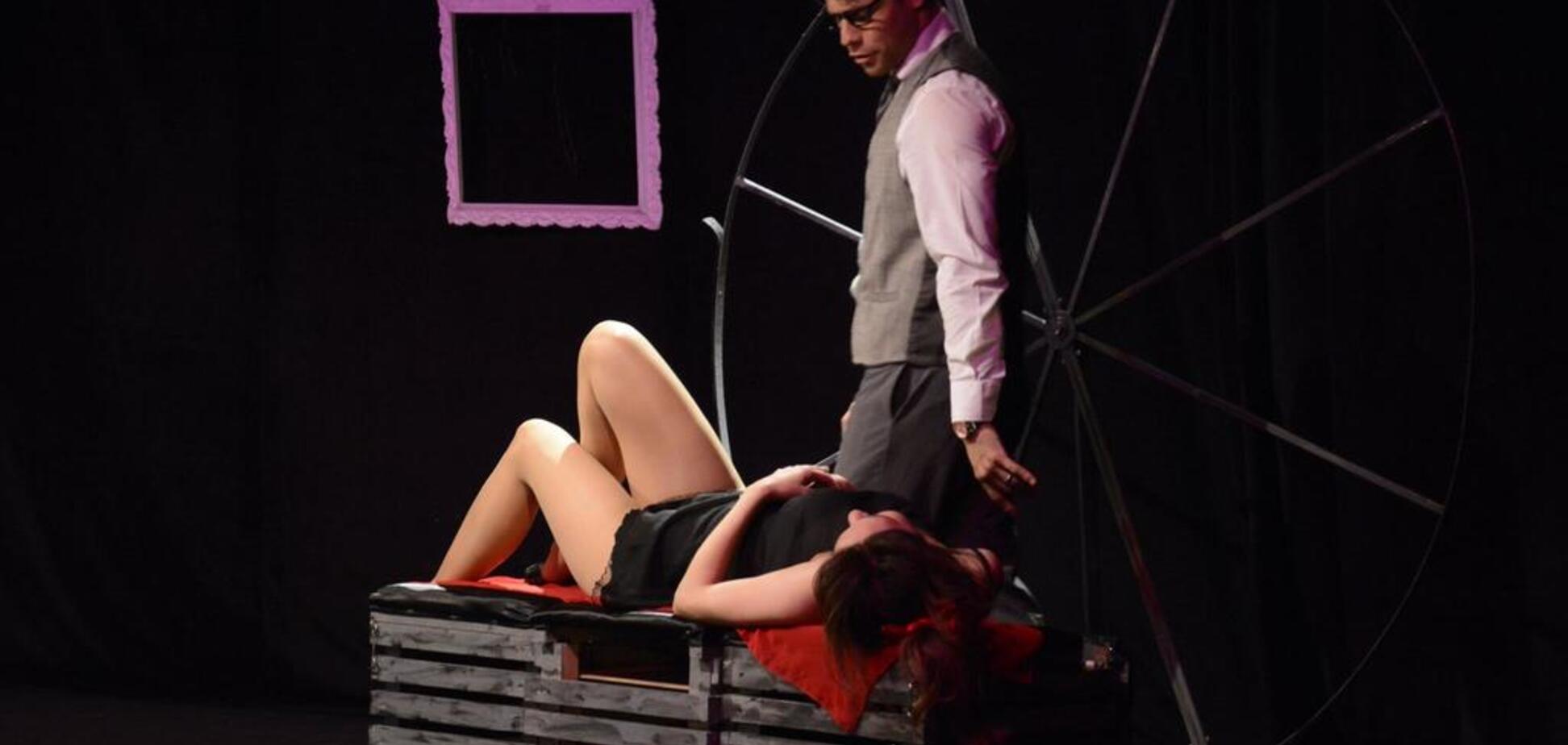 У Києві покажуть еротичний спектакль за романом Набокова