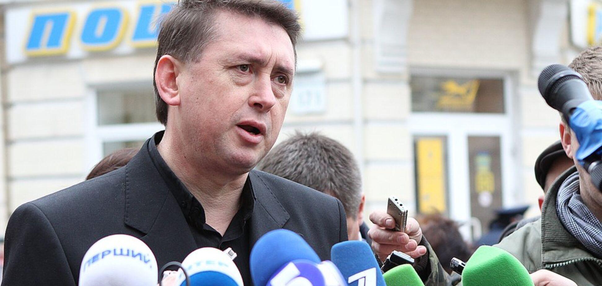 Мельниченко: Кучма передав мені 2 млн доларів