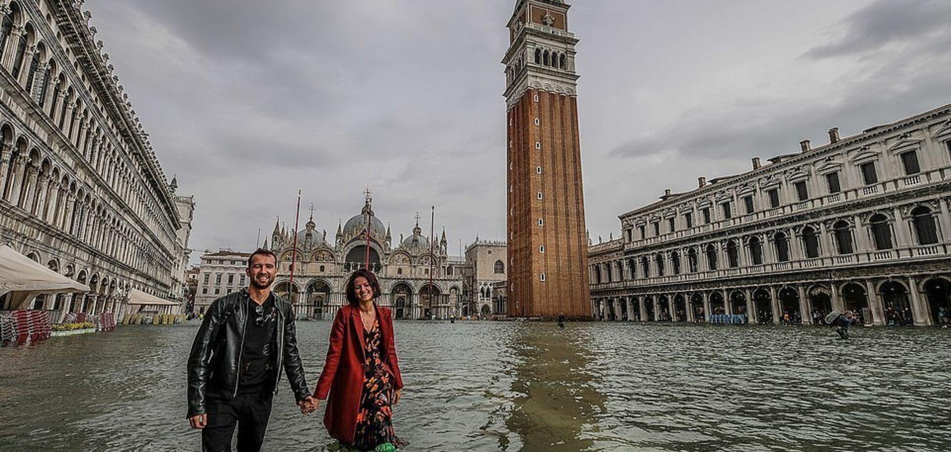 'Море по коліна': як живе затоплена Венеція. Фоторепортаж