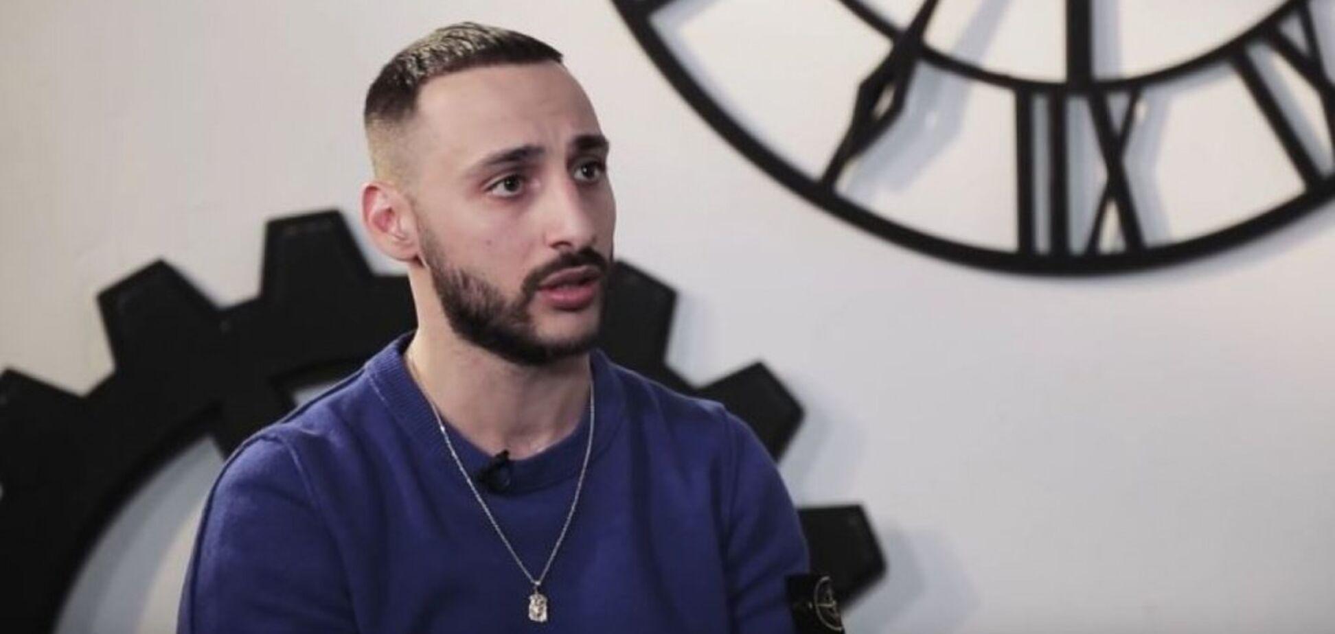 Наглое ограбление популярного в России рэпера попало на видео
