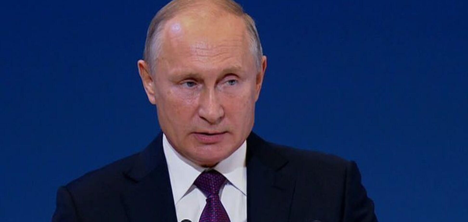 'Русофобия!' Путин пригрозил последствиями за вмешательство в жизнь РПЦ