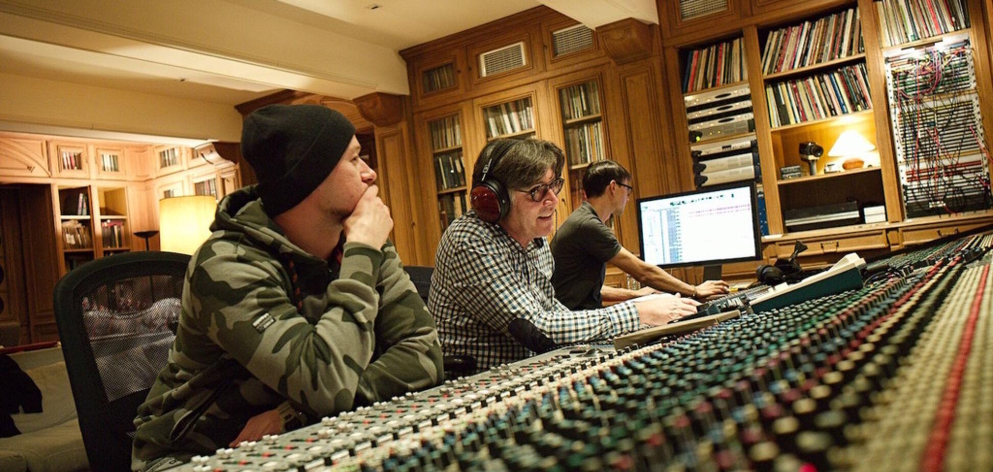 Вслед за Radiohead и Rammstein: украинцы запишут новый альбом на знаменитой студии