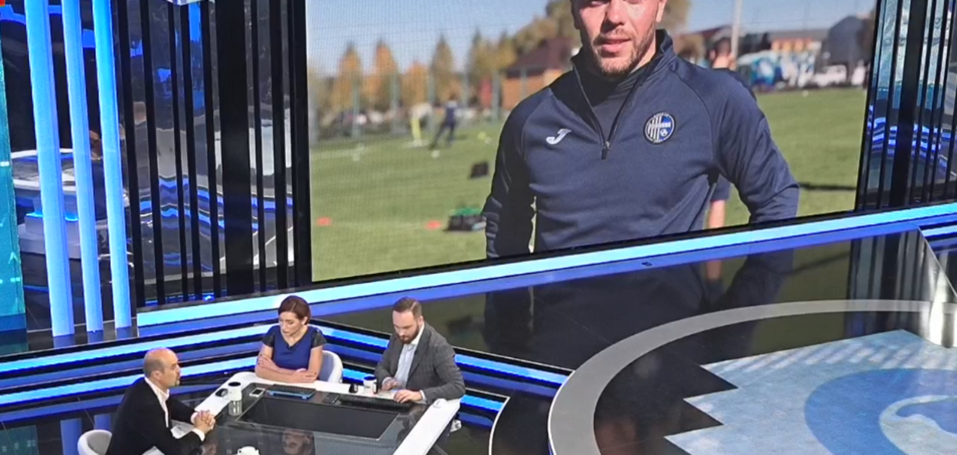 Сепаратизм в украинском футболе: ''Если мы будем молчать, они будут поднимать головы'' - Андриюк