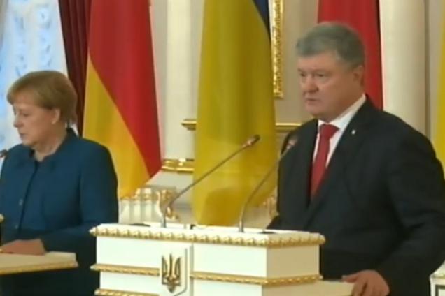 """""""Вон из Украины!"""" Порошенко обратился с мощным посланием к России"""