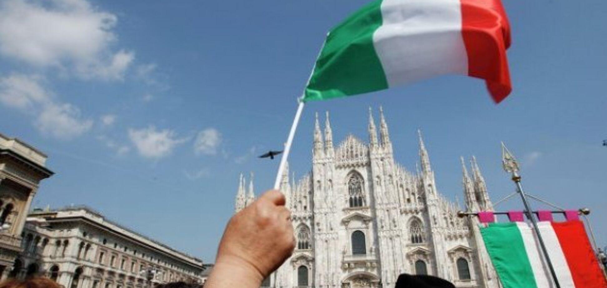 Штраф и конфискация: в Италии начали борьбу с авто на еврономерах