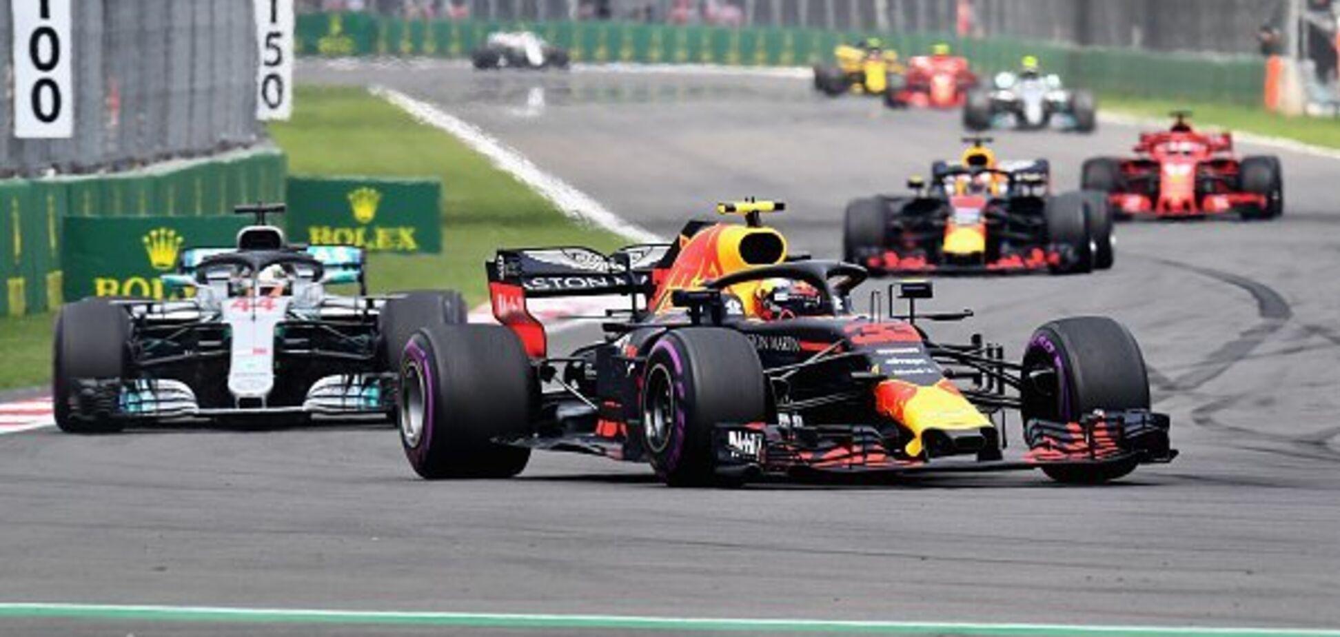 Формула-1: Гран-прі Баку почалося з епічного курйозу