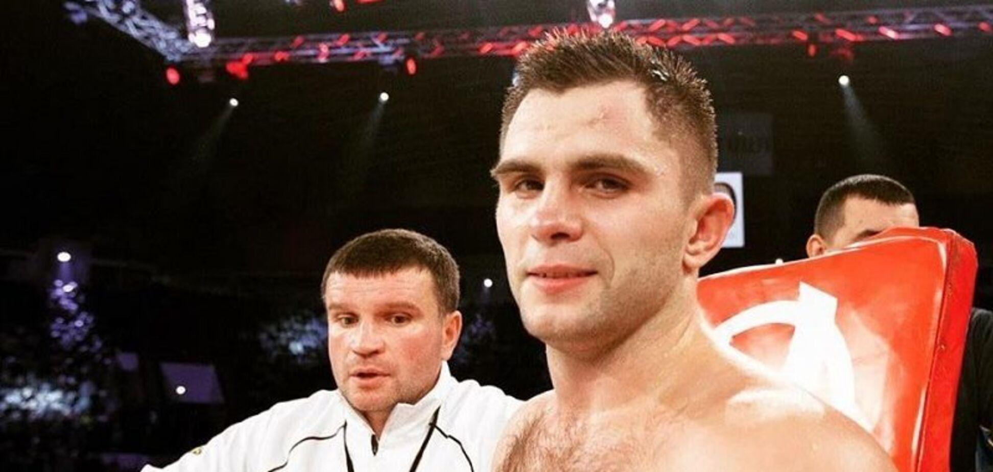 Бій знаменитого українського боксера в андеркарті Усик - Белью завершився незвичайним результатом