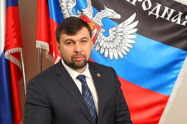 Пушилін оголосив про ''військову операцію'' ЗСУ і США на Донбасі