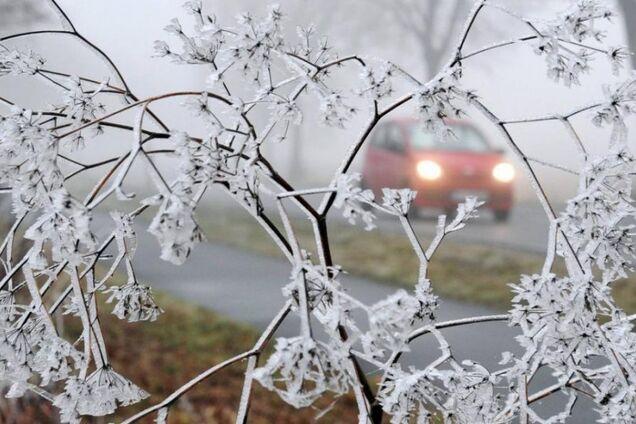 Увірветься зима: в Україні настало похолодання