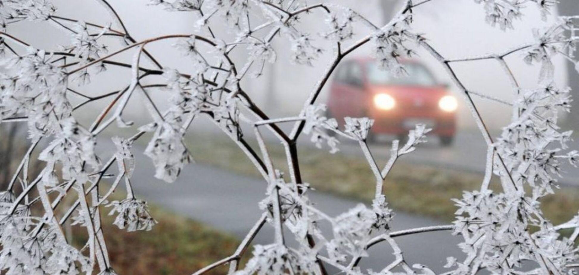 Увірветься зима: синоптики попередили про різке похолодання в Україні