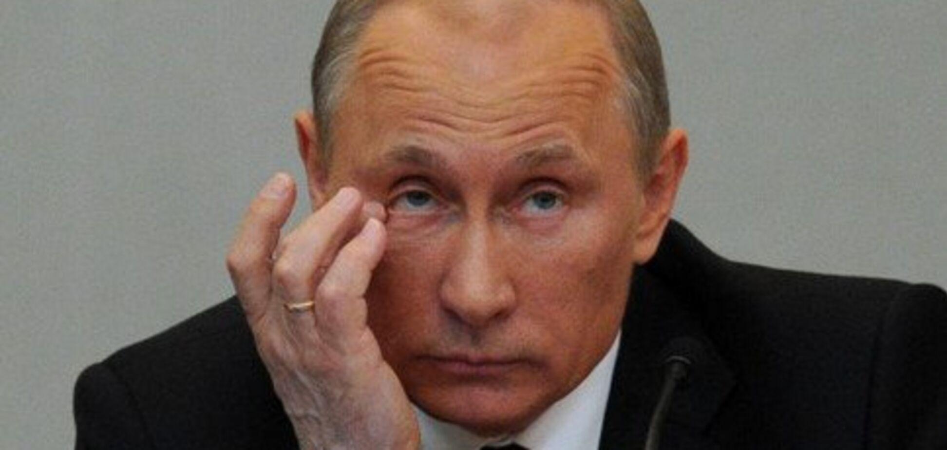 В Париже засветили реальный рост Путина: появилось фото