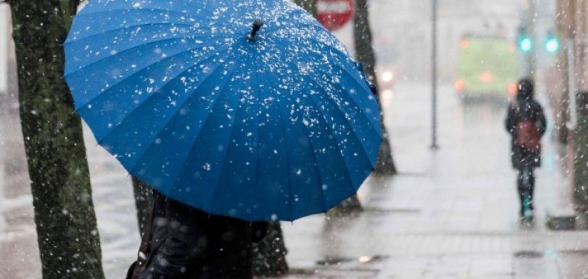 В Киев придут морозы: синоптики назвали дату первого снега