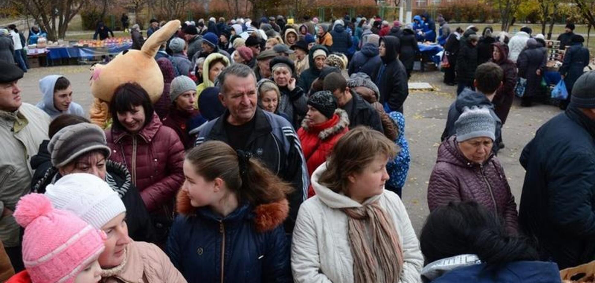 'Путин уже проголосовал!' ОС отправили мощный посыл жителям Донбасса. Видео