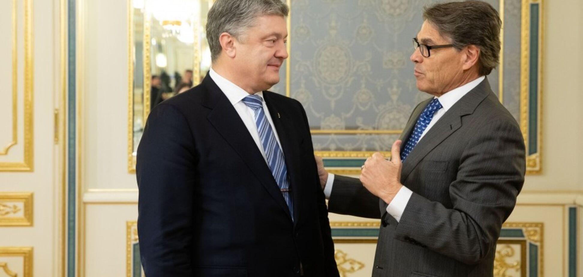 Украина объединилась с США против скандального газопровода Путина