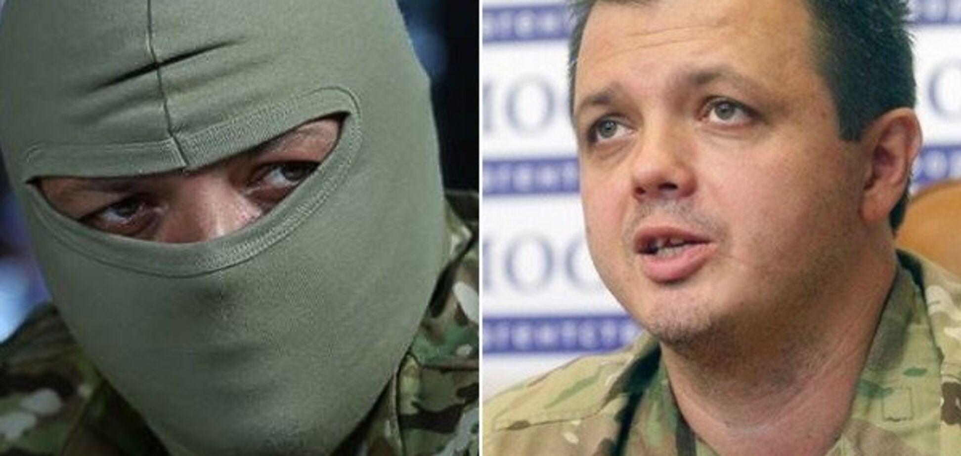 ''Разорвали рот при задержании'': кровавая история жизни Семена Семенченко