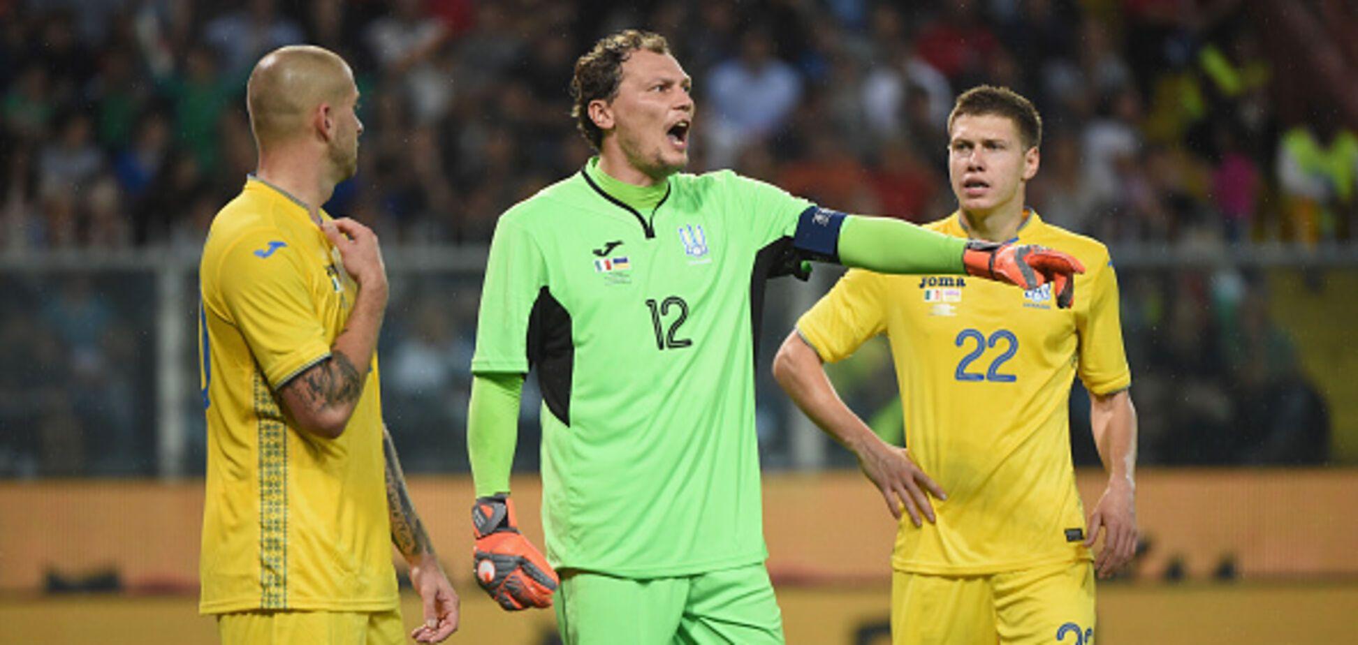 Словаччина — Україна: де зараз дивитися онлайн матч Ліги націй
