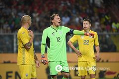 Словакия - Украина: где сейчас смотреть онлайн матч Лиги наций
