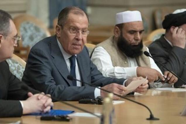 """Лавров и """"Талибан"""""""