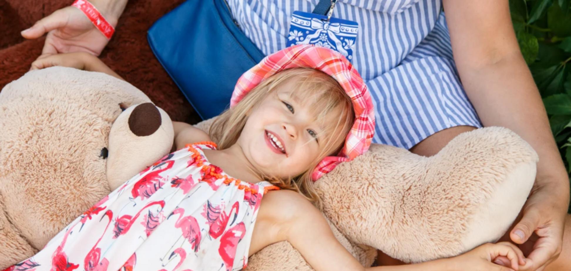 У Києві проведуть яскравий фестиваль для шанувальників ведмедів Тедді