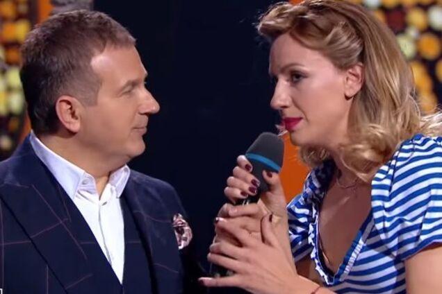 ''Дайте микрофон!'' Никитюк вспылила в ответ на критику судьи ''Танців з зірками''