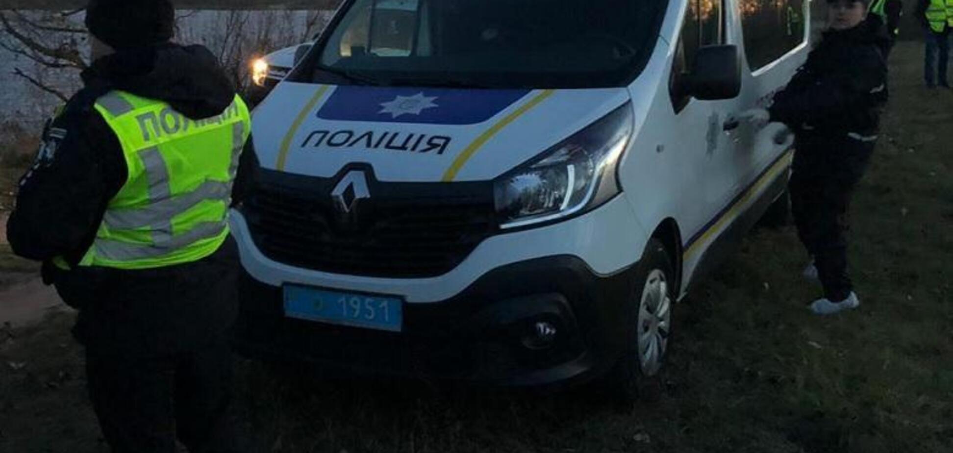 У Києві вибухнуло авто з людиною: що відомо про НП