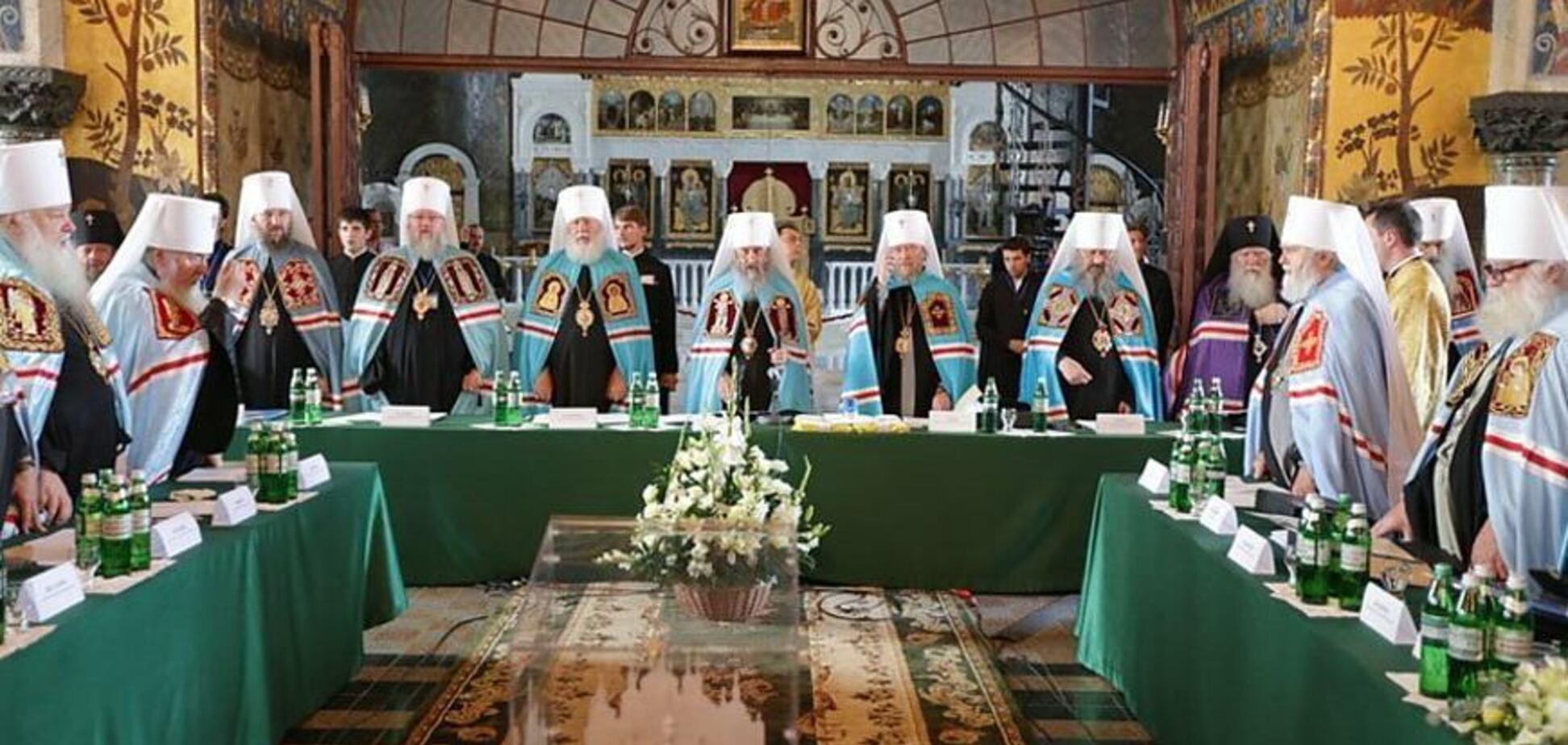 ''Путь в никуда'': у Порошенко разоблачили скандальный Собор УПЦ МП
