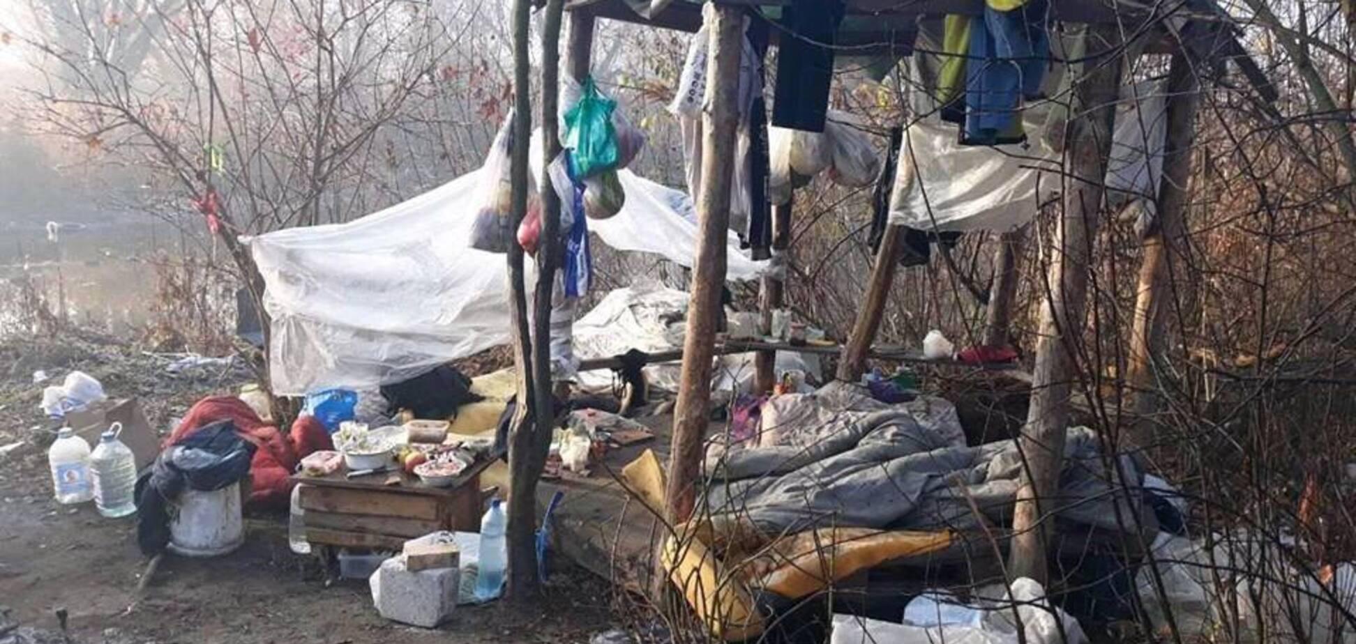 Ногами по голове: под Киевом подростки до смерти забили мужчину