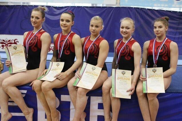Росія влипла в скандал через ЧС зі спортивної гімнастики
