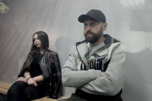 Геннадий Дронов и Елена Зайцева