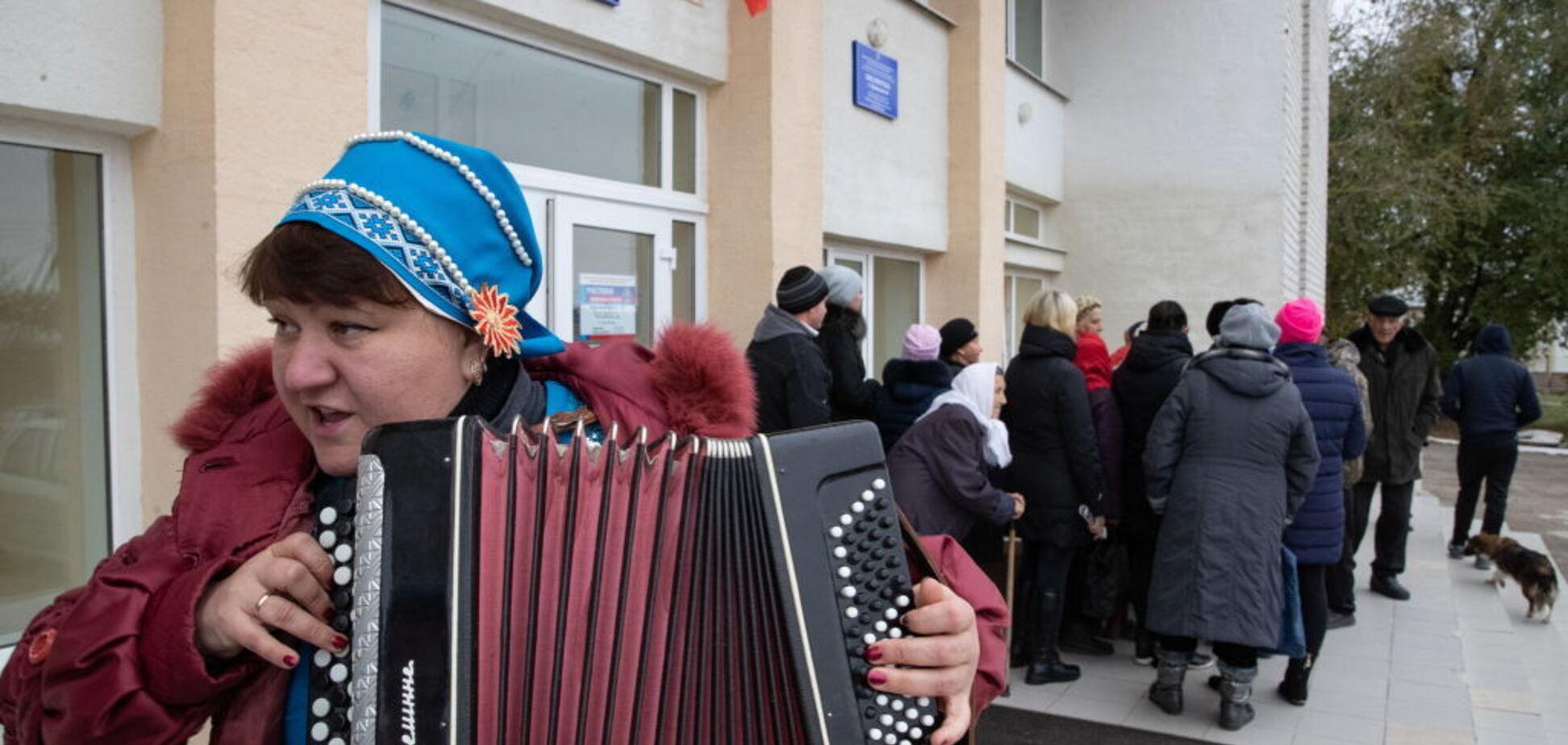 Фейковые выборы в Донецке глазами очевидца
