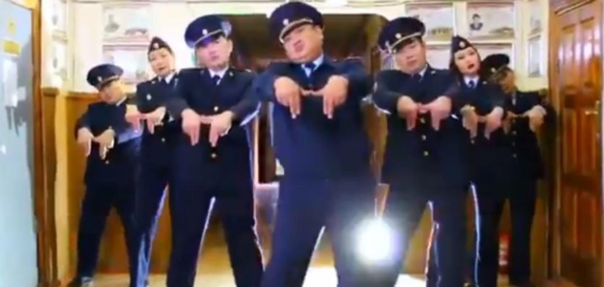 Танец полицейских из Якутии взорвал сеть: появилось неожиданное видео