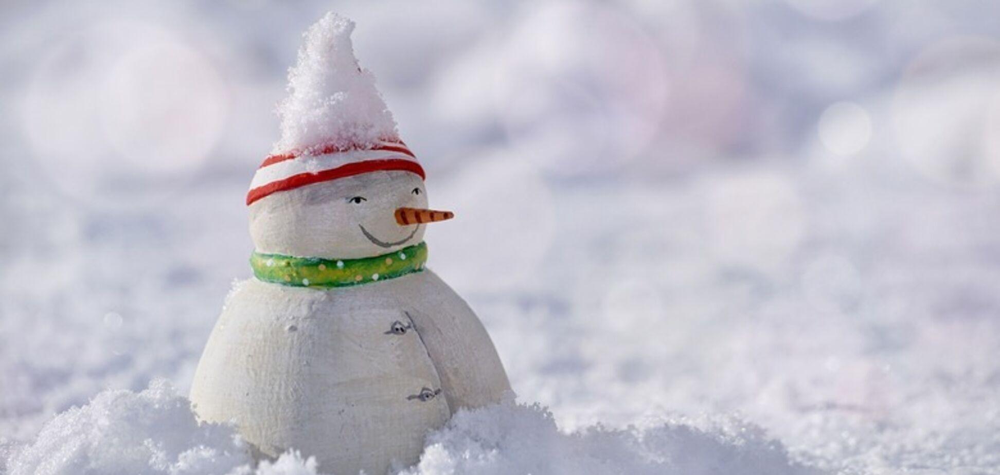 Украину засыплет снегом: синоптики уточнили прогноз погоды