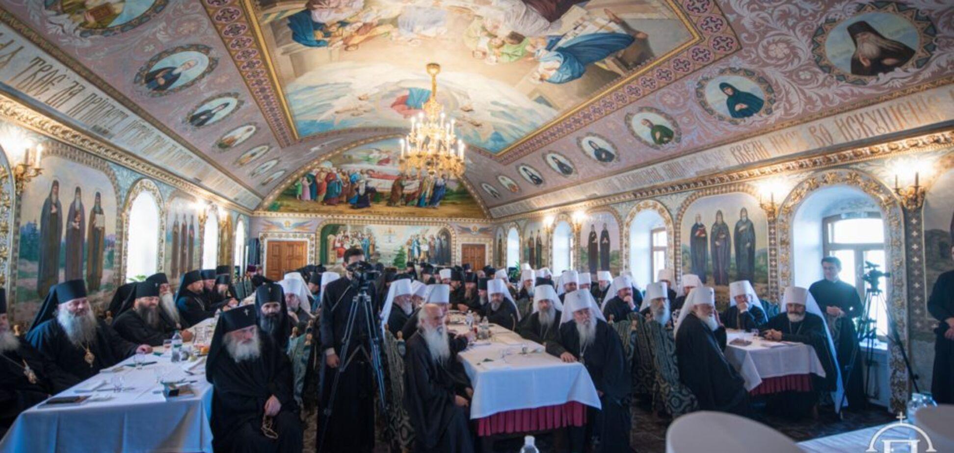 УПЦ МП розірвала відносини з Константинополем: подробиці екстреного Собору
