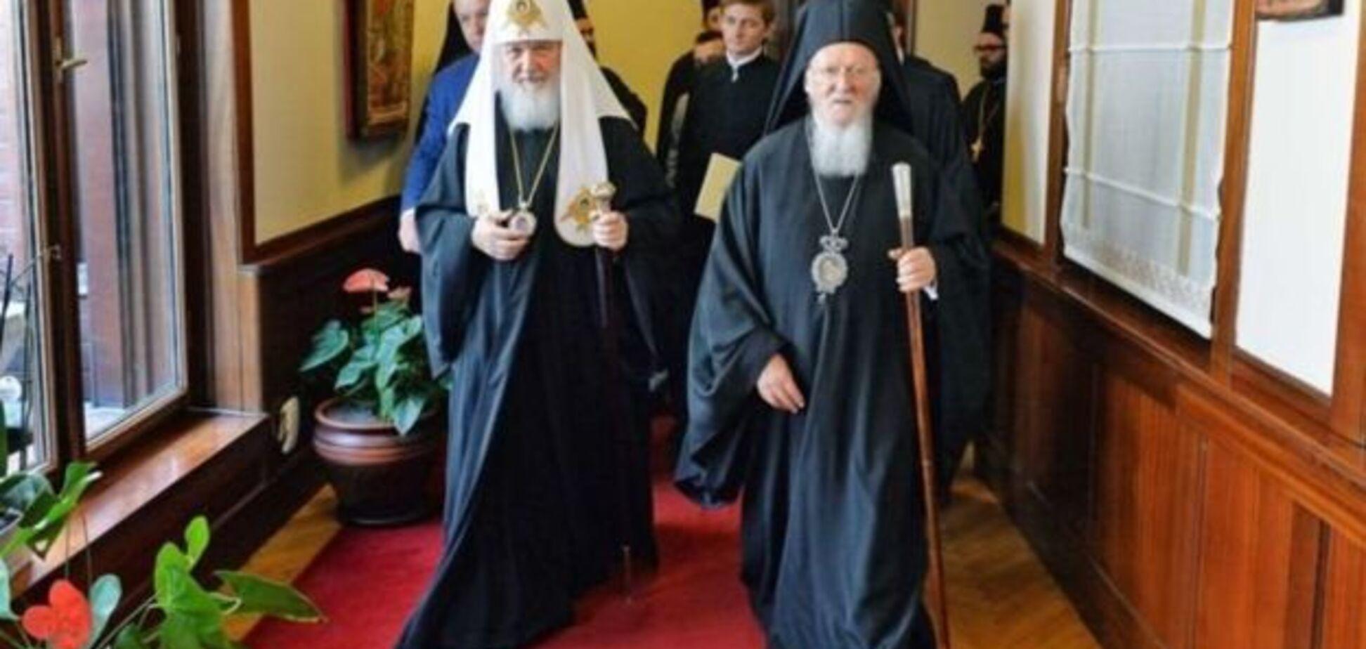 Из-за церковной реформы епископы стали искать поддержки царя