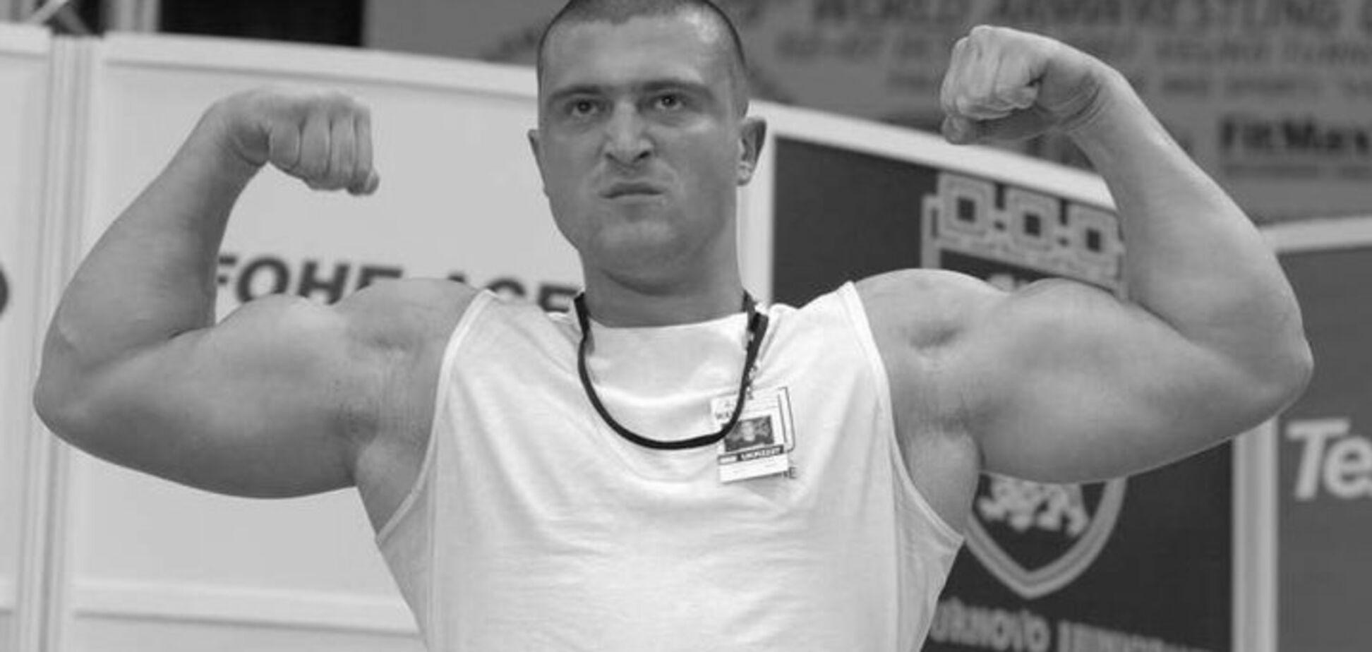 Украинский чемпион мира по армреслингу погиб в страшном ДТП