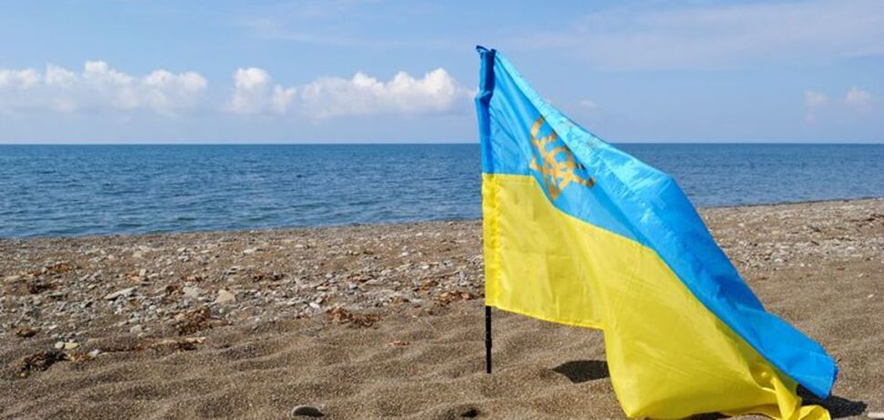 Крим – Україна! У Луганську помітили патріотичні карти. Фотофакт