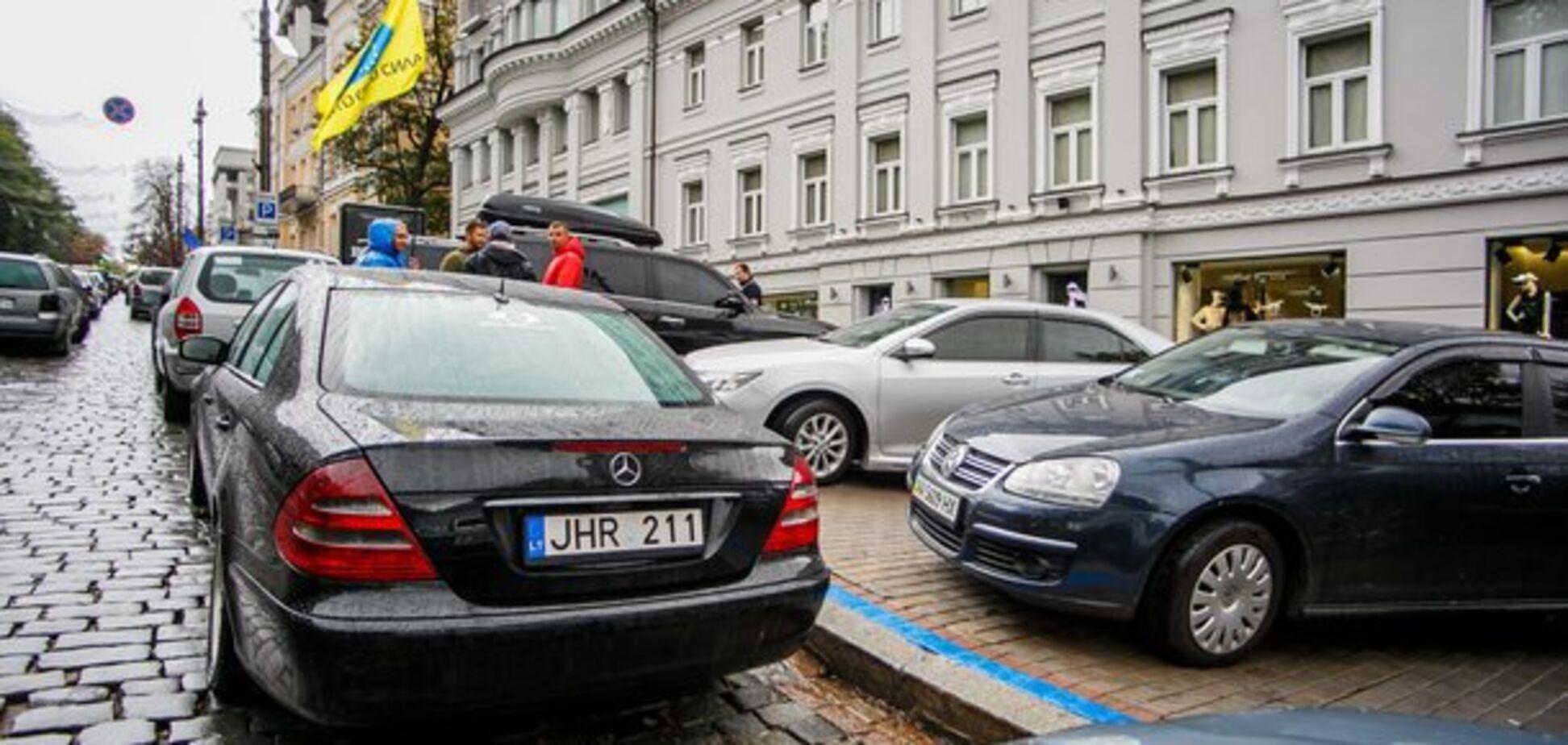 Растаможка 'еврономеров': когда заработает временный порядок регистрации