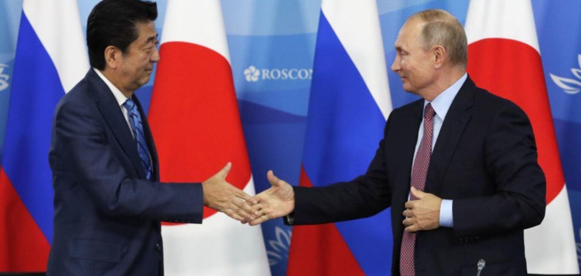 Довірився Путіну: прем'єр Японії виступив з гучною заявою