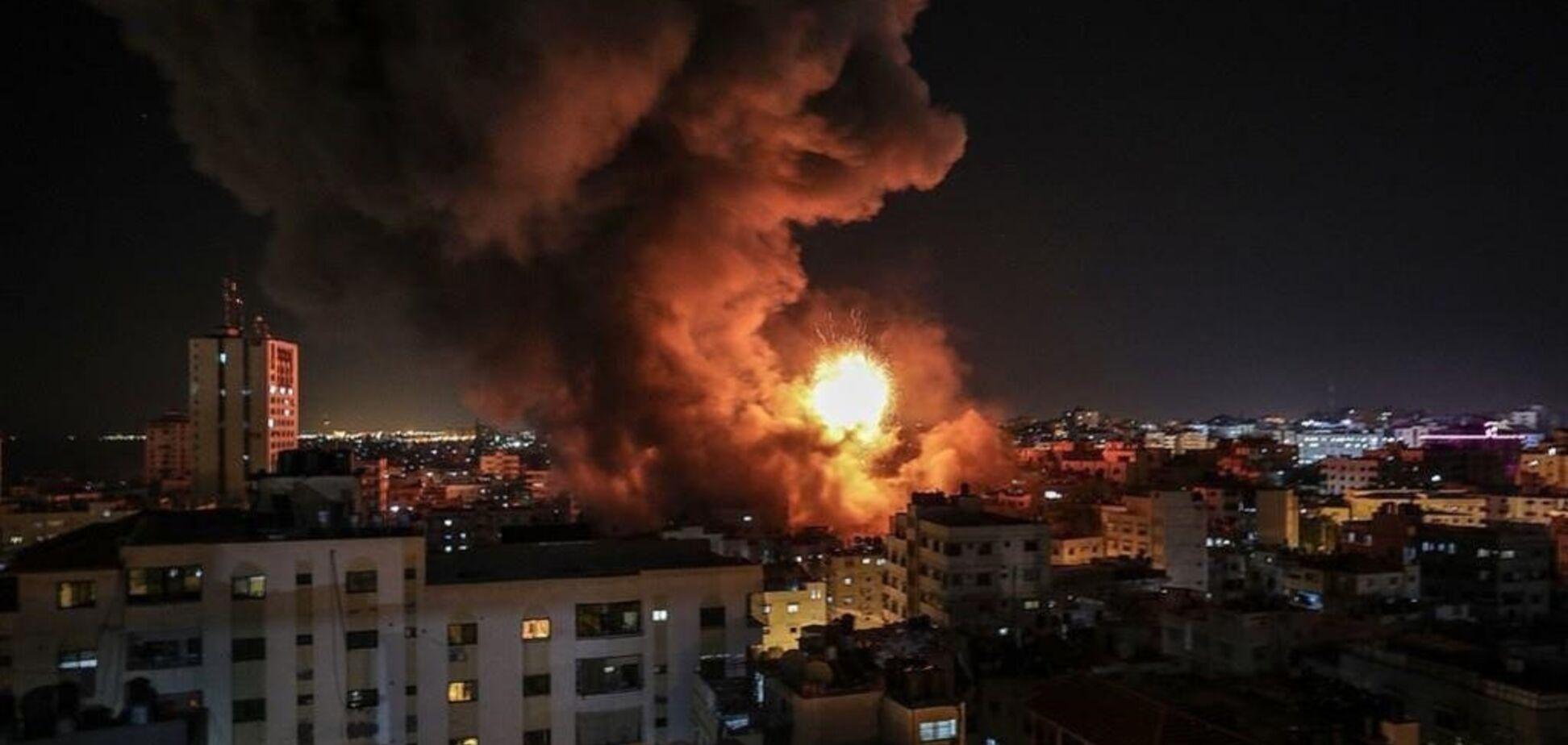 ''Використовують зброю Росії'': що відбувається у секторі Гази