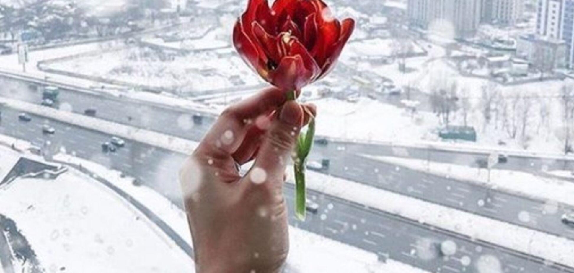 Первый снег вызвал ажиотаж в Instagram: самые яркие фото