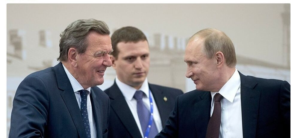 Екс-канцлер Німеччини потрапив у базу ''Миротворця'': у ФРН висунули вимоги Києву