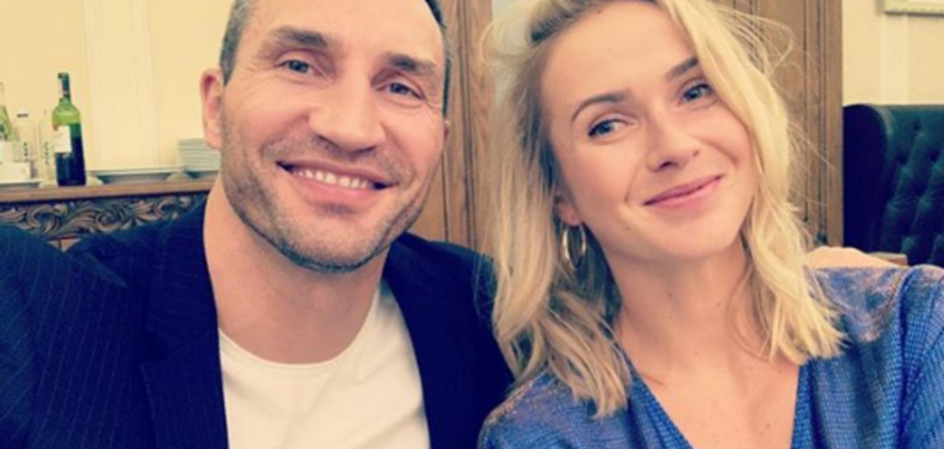 В коротком халатике: фото Свитолиной с Кличко озадачило сеть