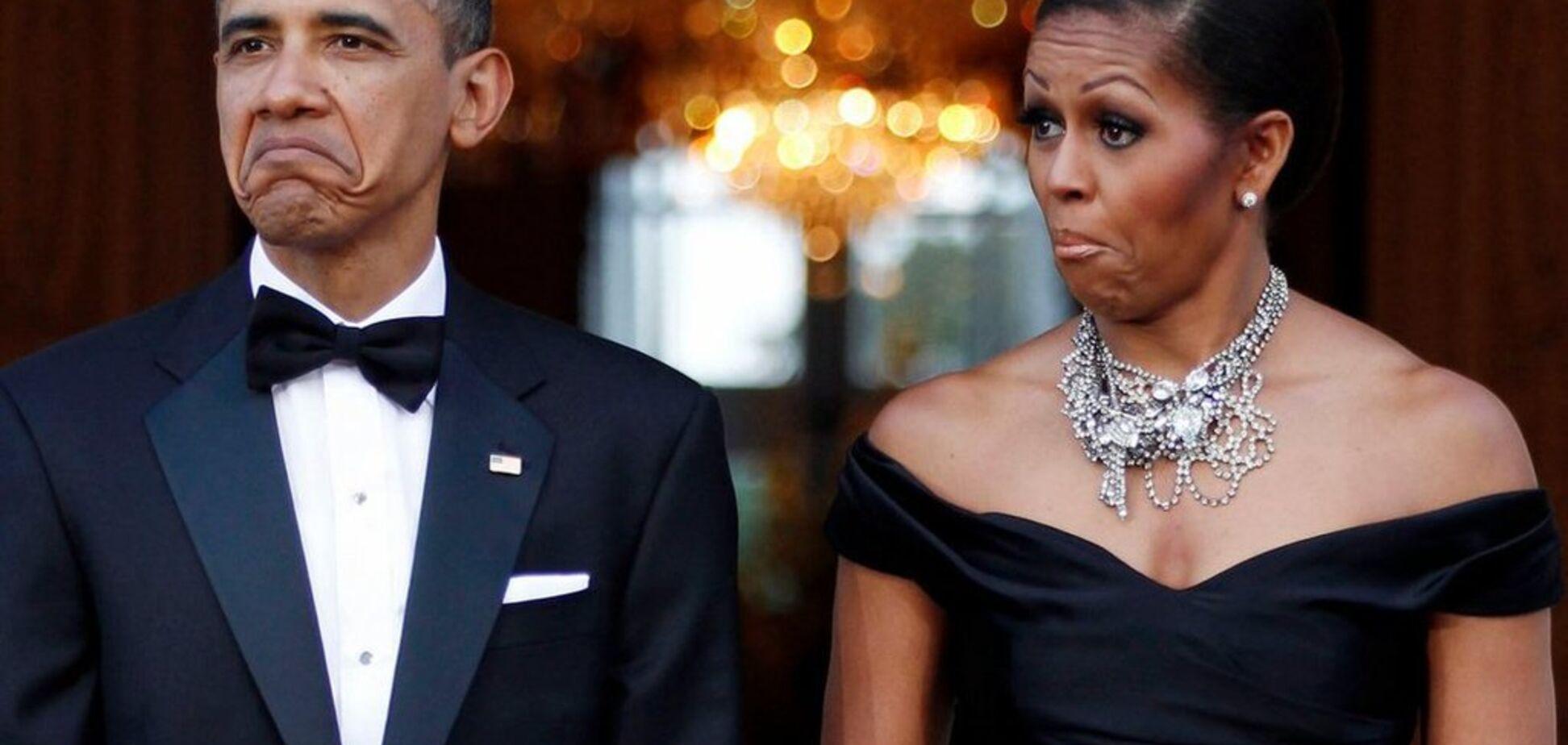 ''Платила за туалетную бумагу'': жена Обамы раскрыла тайны Белого дома