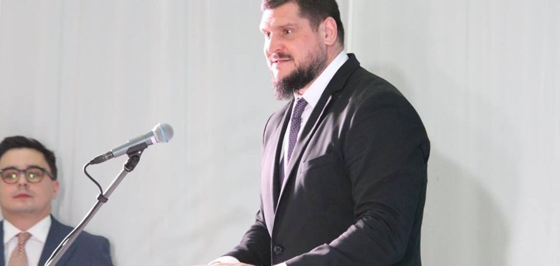 'Николаевщина - новаторской регион': Алексей Савченко выступил на IV Николаевском экономическом форуме